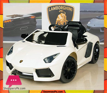 Lamborghini Aventador Battery Kids Car Price in Pakistan