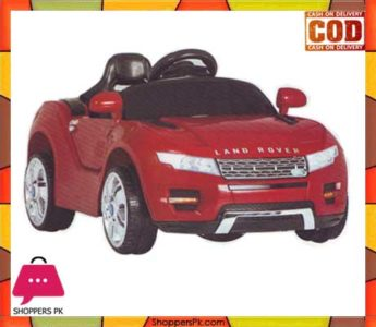 Land Rover Rechargeable Car with a Remote Control Price in Pakistan