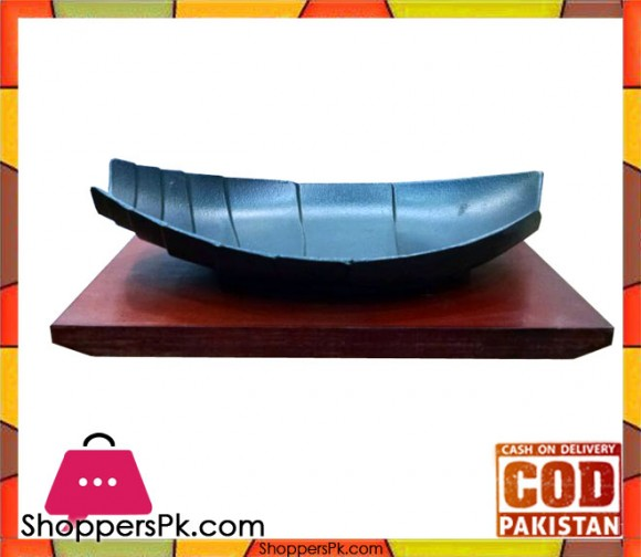 New Style Sizzler Plate 10''