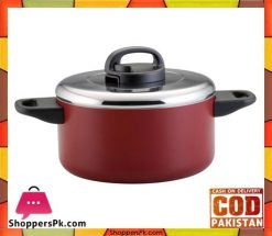 Prestige-Classique-Covered-Cook-Pot-2-Handles-Aluminium-Lid---20-cm-20815