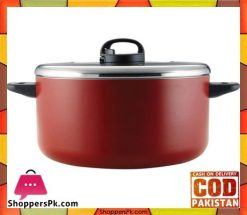 Prestige Classique Covered Cook Pot - Aluminium Lid - 30 cm - 20819