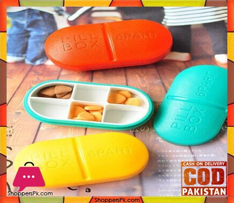 Pill Box 6 Part