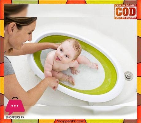 Baby Bath Two-Position Collapsible Babytub