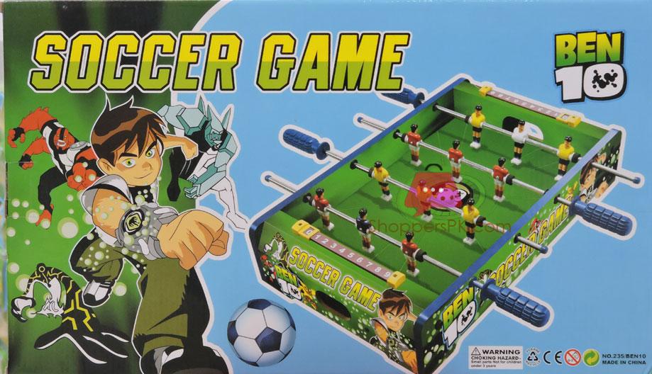 Ben 10 Soccer Footbal Game for Kids Price in Pakistan