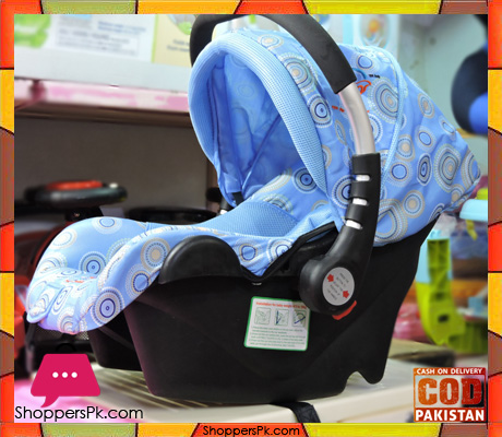 Car Seat Cum Carry Cot Spring
