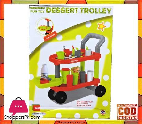 dessert-trolley