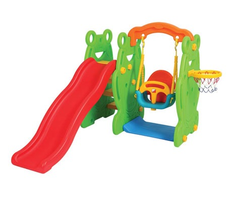 edu-play-slide-swing-set-frog-sl-6108-multi-color-1