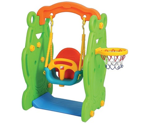 edu-play-slide-swing-set-frog-sl-6108-multi-color-2