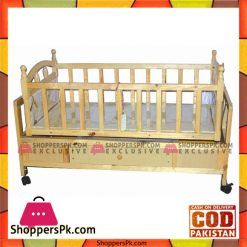High-Quality-Wooden-Baby-Sleeping-Cot-Price-in-Pakistan