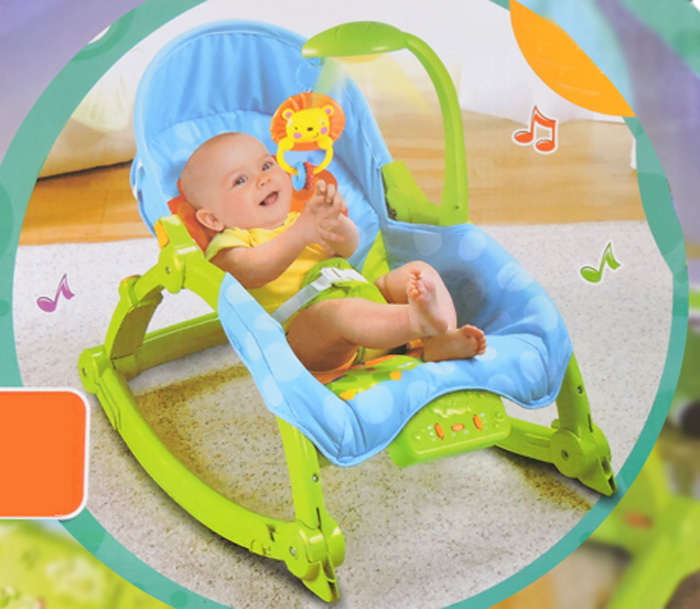 Buy Music And Light Baby Care Rocking Chair at Best Price in Pakistan