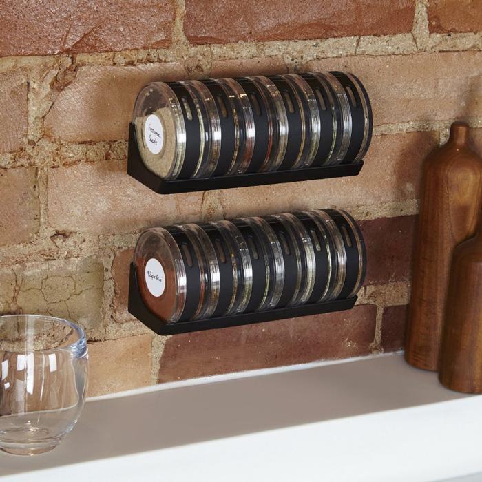 Cylindra Spice Rack