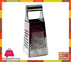 4-Way Grater Stainless Steel