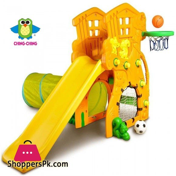Tree House Slide - SL-17