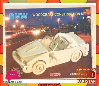wooden-craft-car-bmw