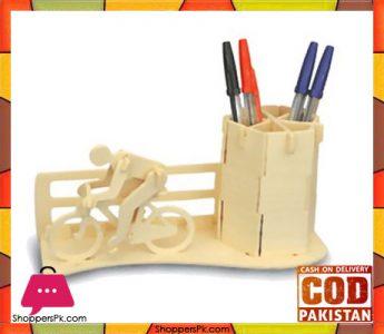 wooden-craft-pen-holder