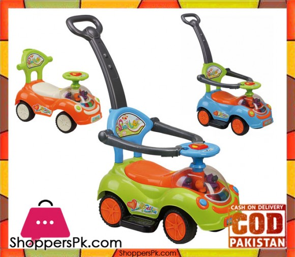 3 in 1 Push Car Yoyo Q07-3