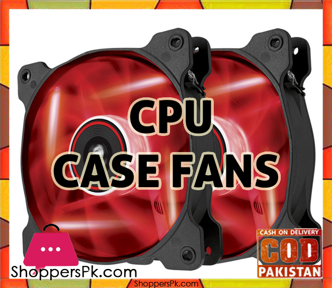 CPU Case Fans in Pakistan