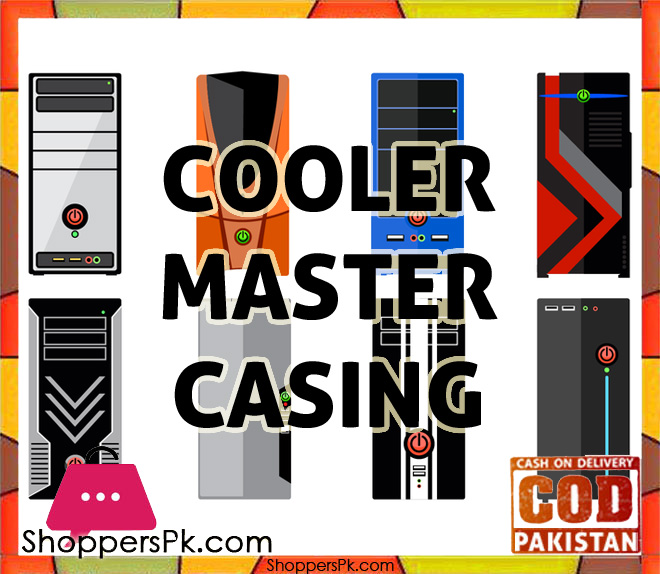 Cooler Master Casings Price in Pakistan