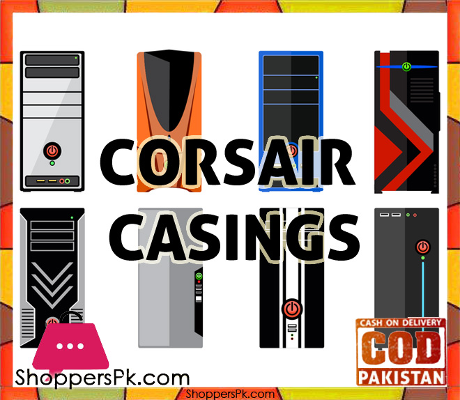 Corsair Casings Price in Pakistan