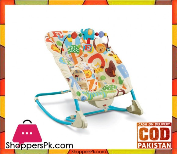 IBABY Deluxe Infant-to-Toddler Rocker