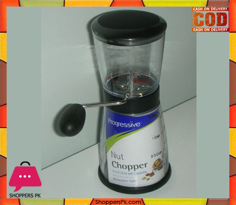 Nut Chopper Plastic