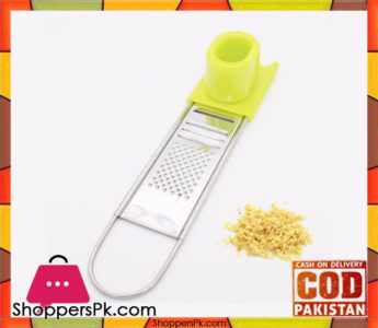 Stainless-Steel-Garlic-Ginger-Grater-Shredder-Slicer-Multi-Function-Price-in-Pakistan