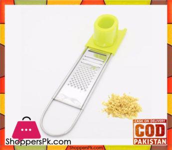Stainless-Steel-Garlic-Ginger-Grater-Shredder-Slicer-Multi-Function-Price-in-Pakistan