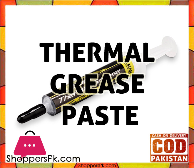 Thermal Grease Paste Price in Pakistan