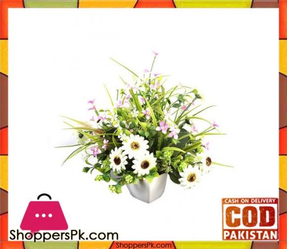 The Florist Tulip Artificial Flower Arrangement
