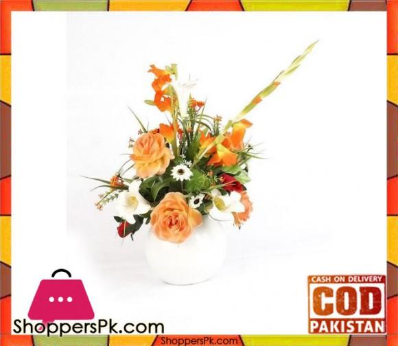 The Florist Living Room Center Table Flower Arrangement - 006