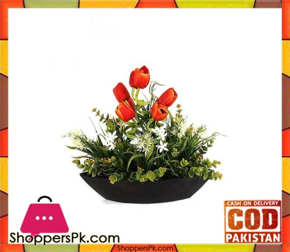 The Florist Living Room Center Table Flower Arrangement - 008