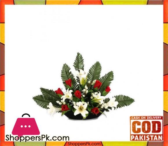 The Florist Living Room Center Table Flower Arrangement - 011