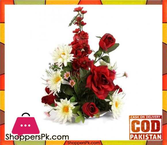 The Florist Living Room Center Table Flower Arrangement - 022