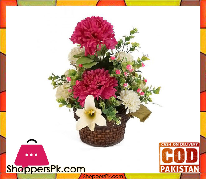The Florist Living Room Center Table Flower Arrangement U2013 025
