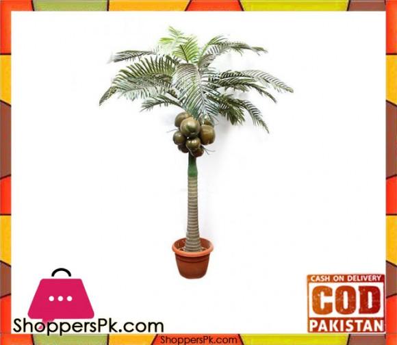 The Florist Luxury Artificial Rubber Coconut Tree