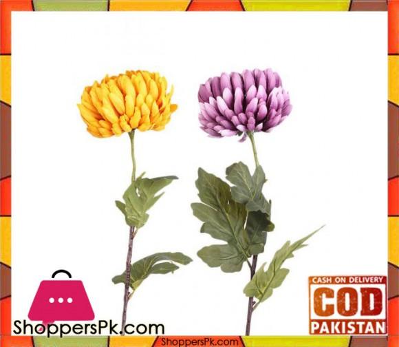 The Florist Artificial Rubber Flower on Stick Set - 2 Pieces - FL89