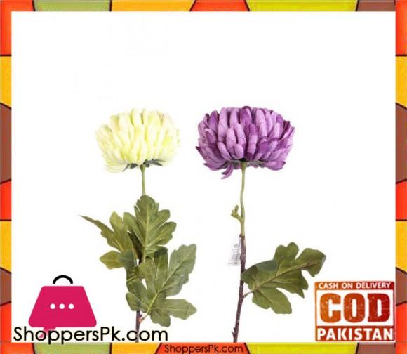 The Florist Artificial Rubber Flower on Stick Set - 2 Pieces - FL90