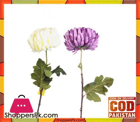 The Florist Artificial Rubber Flower on Stick Set - 2 Pieces - FL91