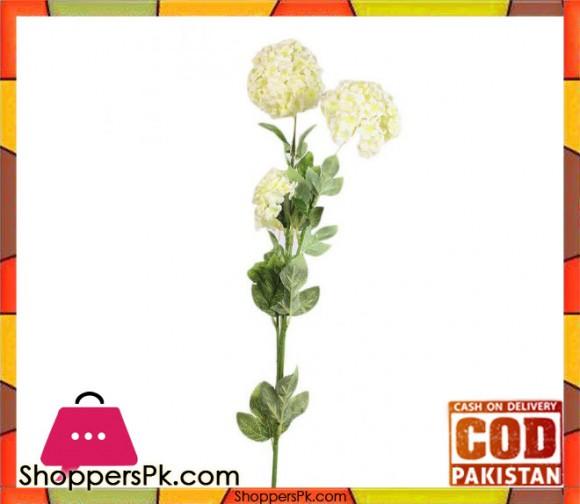 The Florist Off White Artificial Blossom Petal on Stick - FL102