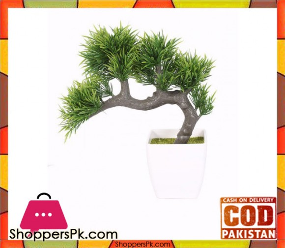The Florist Artificial Plant in Melamine Pot - FL2