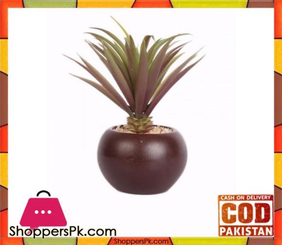 The Florist Artificial Cactus Plant with Pot - FL47