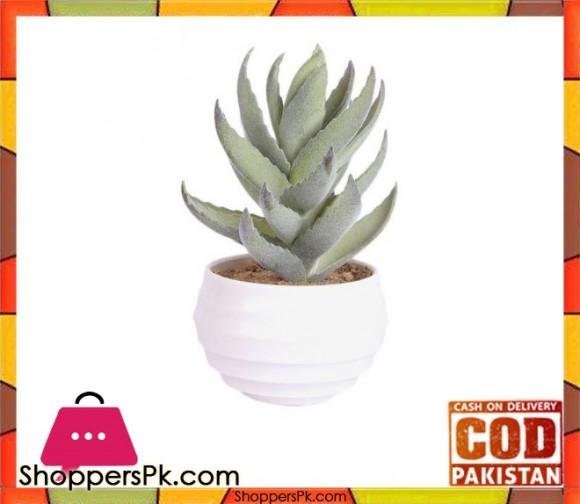 The Florist Artificial Cactus Plant with Pot - FL69