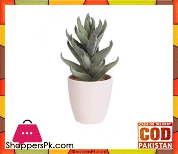 The Florist Artificial Cactus Plant with Pot - FL73