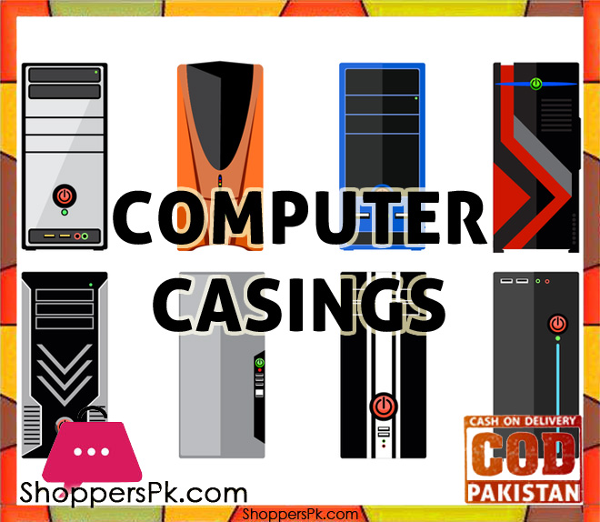 Computer Casings Price in Pakistan