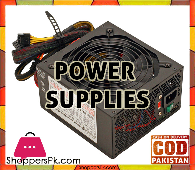 Power Supplies Price in Pakistan