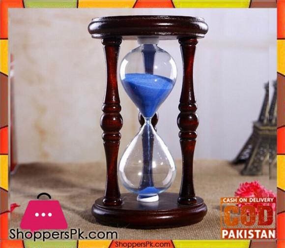 Creative Classic wood Hourglass Timer