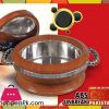 Crown Hotpot Chrome Plastic Top Large