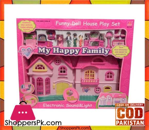 Doll House My Happy Family 16526