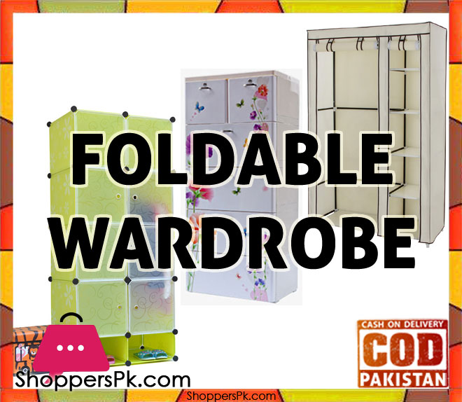 Foldable Wardrobe in Pakistan