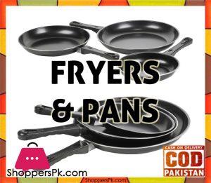 Fryers & Pans